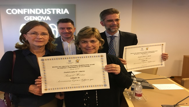 Premio per partnership sociali innovative